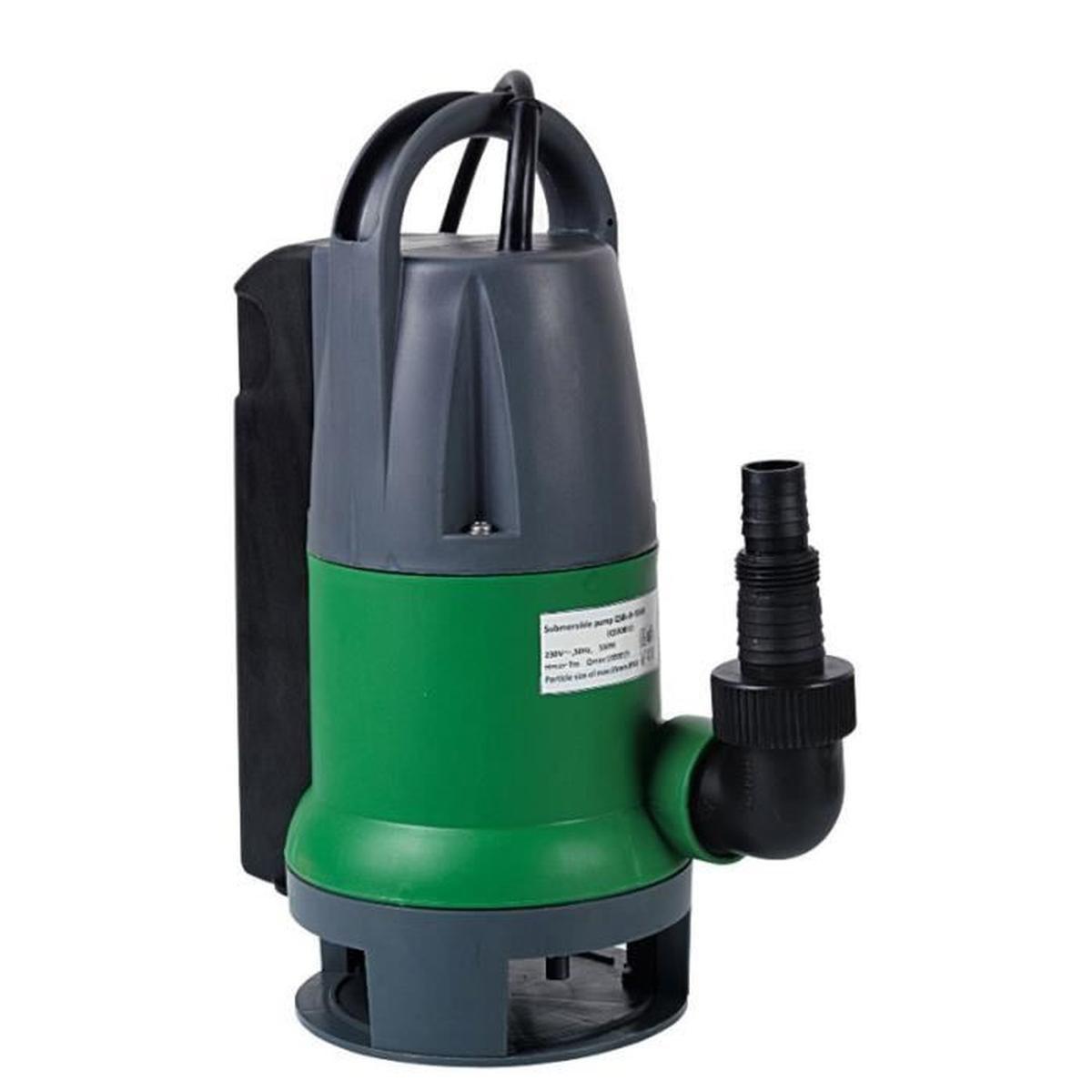 Pompe de relevage : une pompe nécessaire ?